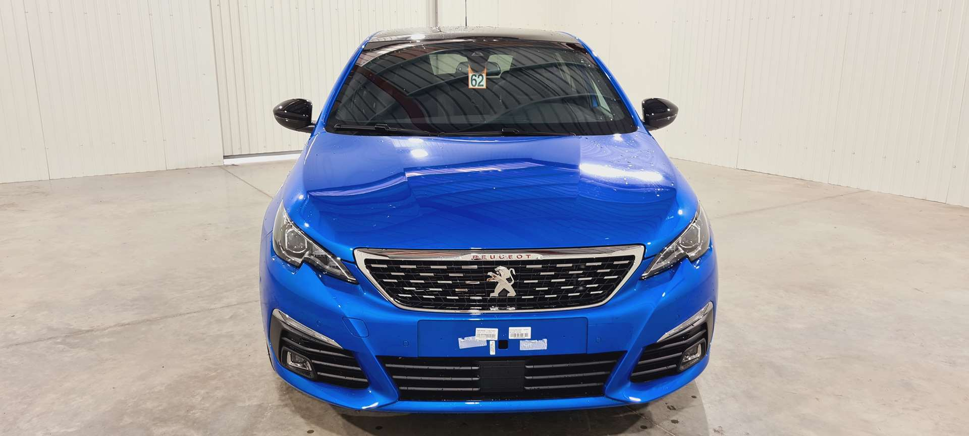photo PEUGEOT 308 BlueHDi 130 S&S EAT8 GT Pack TOIT PANORAMIQUE